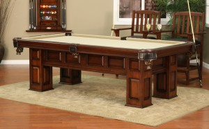 Chesapeake Pool Table Installations Image content