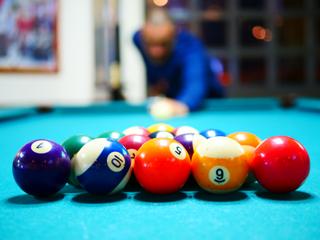 Chesapeake pool table room size image 2