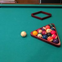 Top of The Line Gandy Pool Table