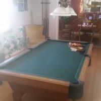 7 Ft. Olhausen Pool Table