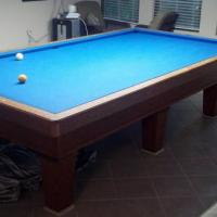 10Ft Olhausen Carom Pool Table