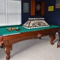 Olhaausen Pool Table