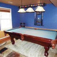 Large Slate Pool Table