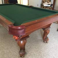 7ft Olhausen Santa Ana, Slate Pool Table