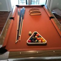 Pool Valley Table