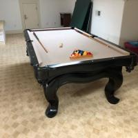 8' Pool Table - Billards