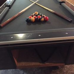United Pool Table