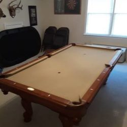 7 ft. American Heritage Pool Table